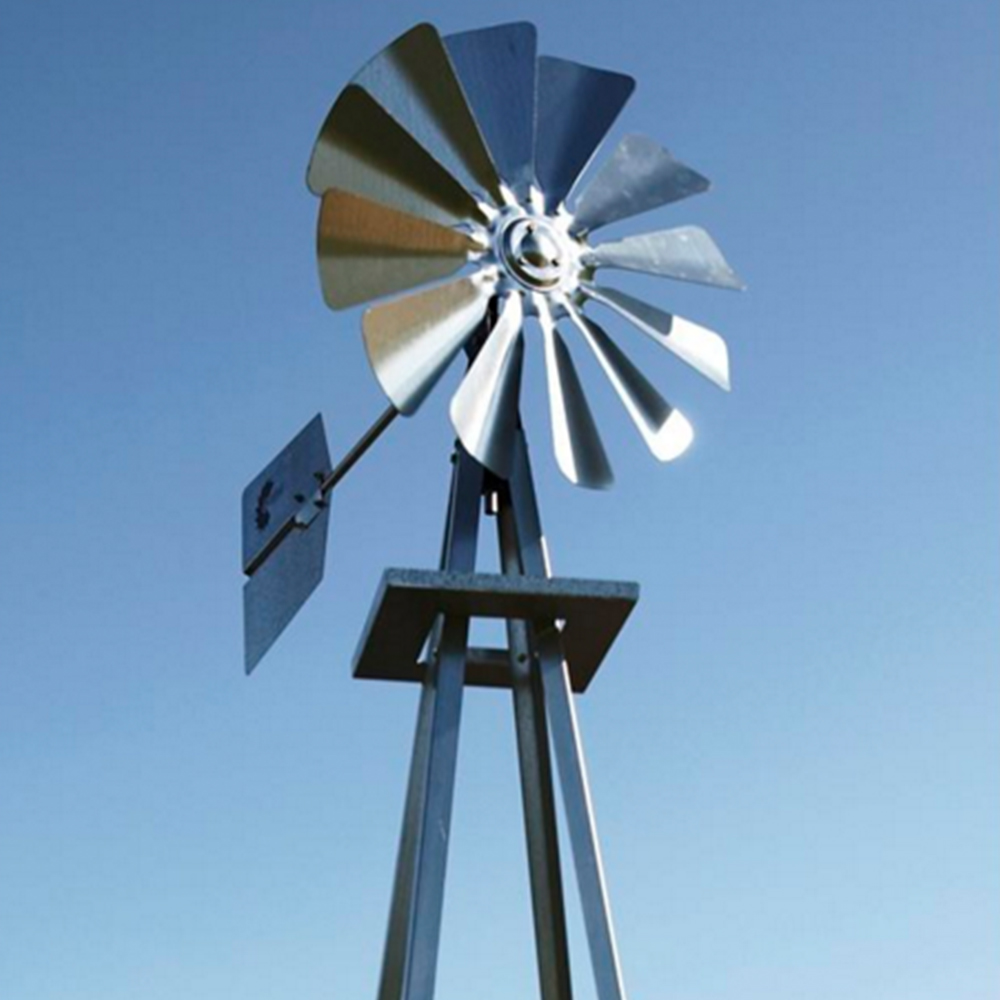 Superieur Water Garden Backyard Windmill™   12u0027