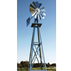 Outdoor Water Solutions Backyard Windmill(tm)