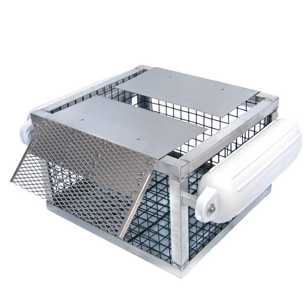 Pond King® Floating Turtle Trap