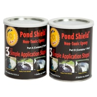 Pond Armor® Pond Shield® Non-Toxic Epoxy Pond Liner 1.5 Gallons