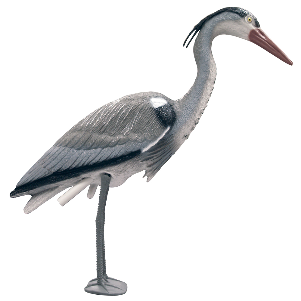 The Pond Guy® Blue Heron Decoy