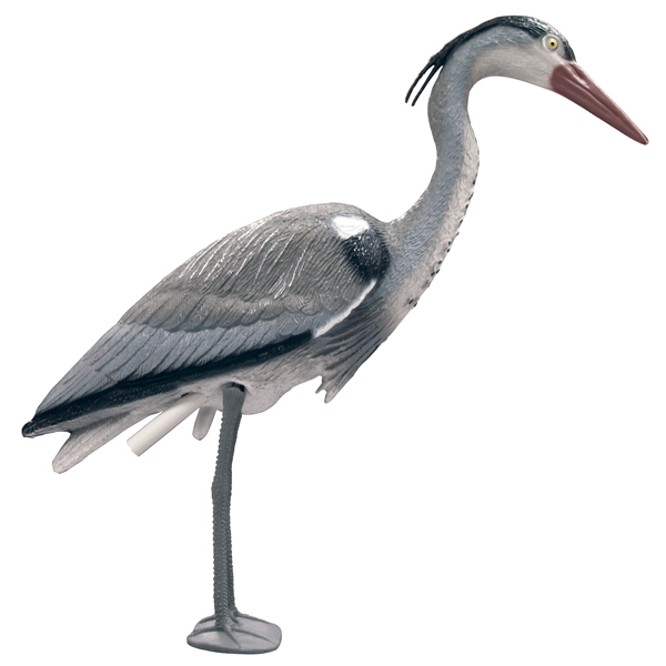 The Pond Guy® Blue Heron Decoy
