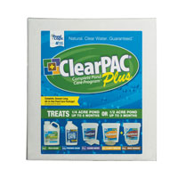 Pond Logic(r) ClearPAC Plus