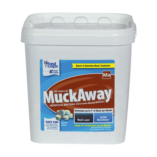 Pond Logic® MuckAway™ Pond Muck Reducer