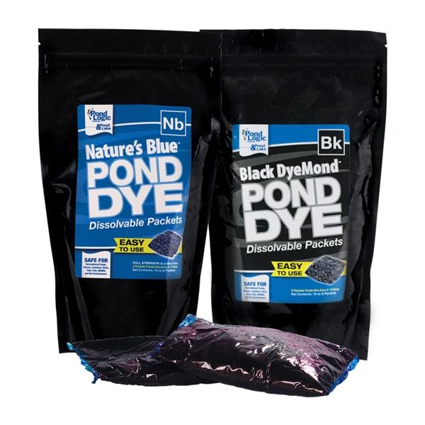 Pond Logic® Pond Dye Packets