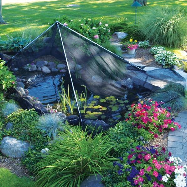 The Pond Guy® PondShelter™ Cover Net 11' x 16'