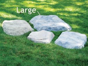 Pond Logic TrueRock Large Skimmer Cover