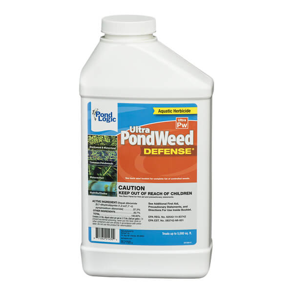 Pond Logic® Ultra PondWeed Defense® Aquatic Herbicide