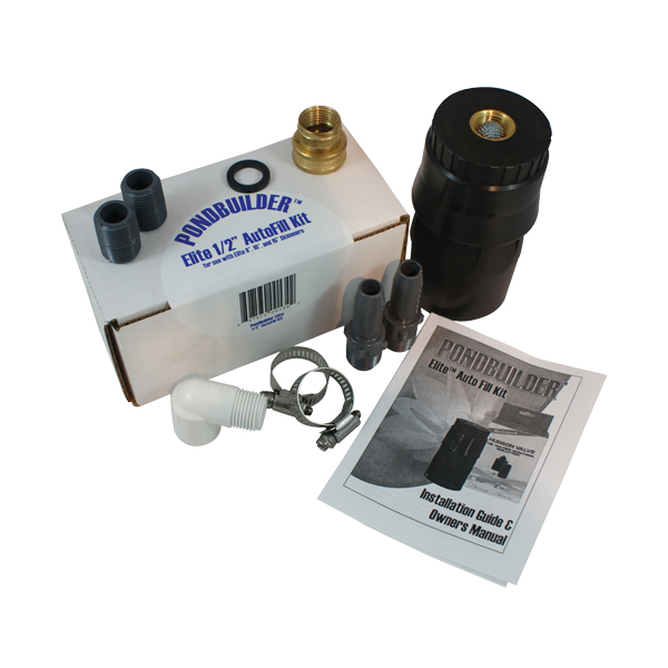 PondBuilder™ Automatic Water Fill Kit
