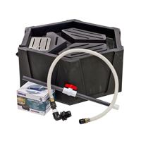 PondBuilder™ Medium Basin Fountain Conversion Kit