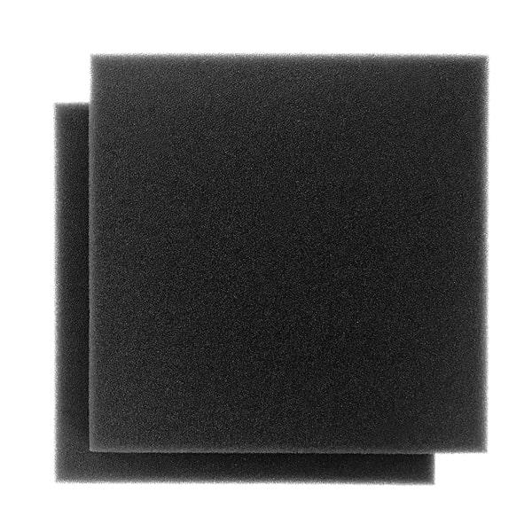 Pondmaster Garden Pond Filter Replacement Foam Media Pad - 2 Pack