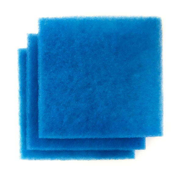 Pondmaster Garden Pond Filter Replacement Poly Pad - 3 Pack