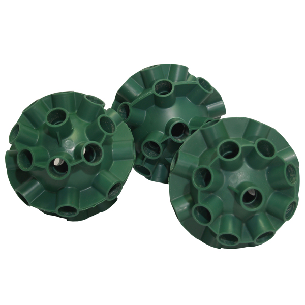 Porcupine® Fish Attractor Spheres - 3 Pack