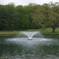 Power House 1 HP Aerating Fountain (F1000F)