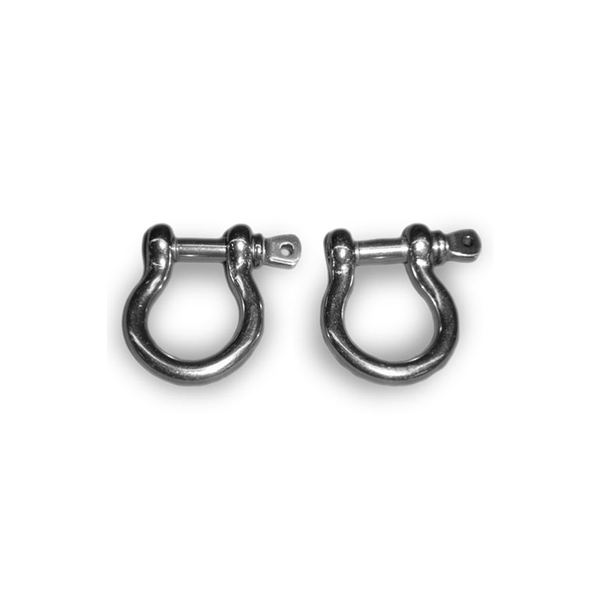 Power House Stainless Steel Shackles Set of 2