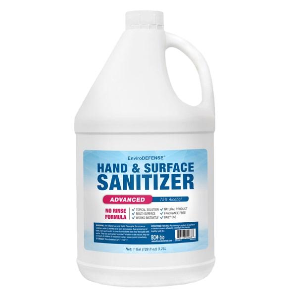 Hand & Surface Sanitizer Gallon (128 Ounce)
