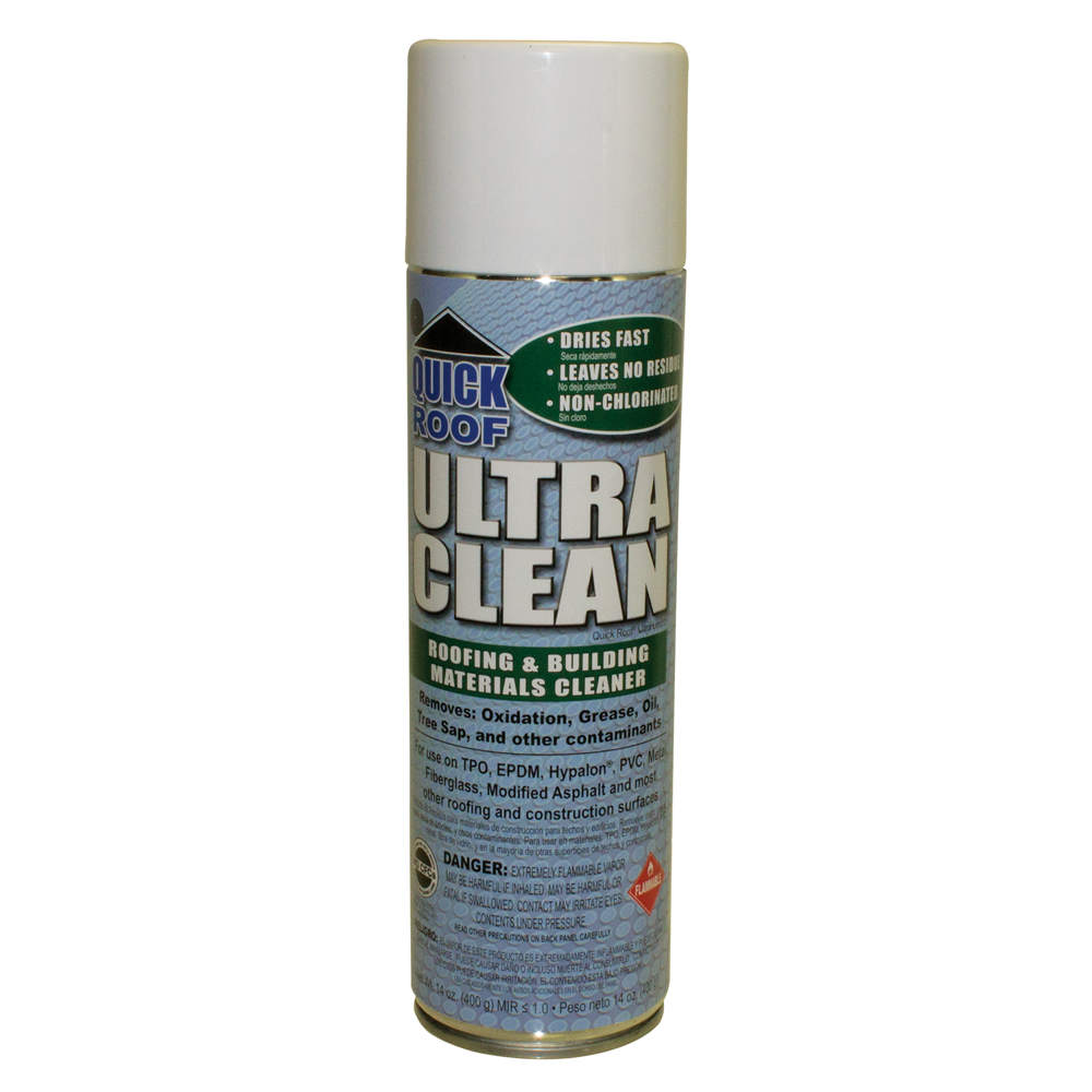 Quick Roof<sup>&trade;</sup> UltraClean EPDM Liner Cleaner