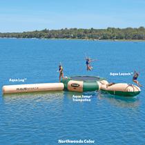 Aqua Jump® Eclipse™ Water Park