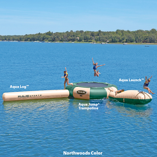 Aqua Jump® Eclipse™ Water Park
