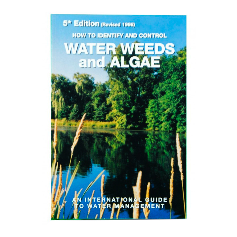 Water, Weeds & Algae - Book