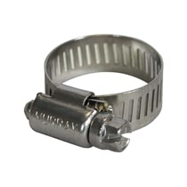 Airmax 1-Inch Stainless Hose Clamp