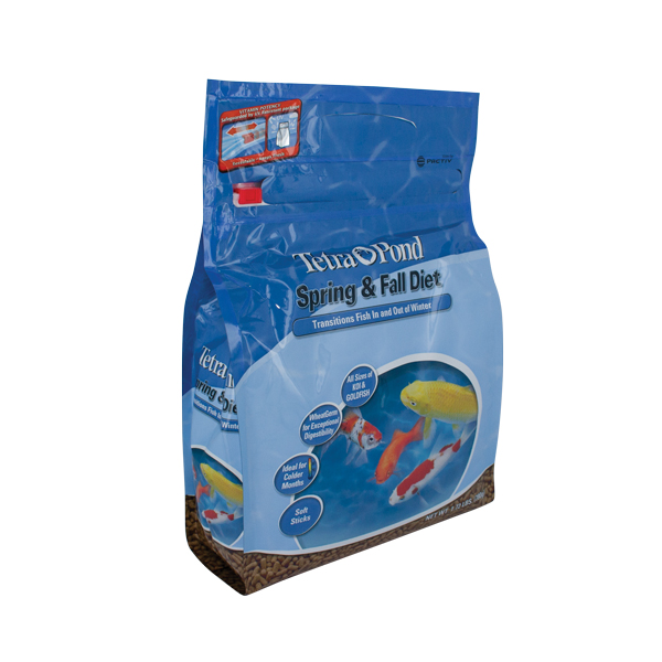 TetraPond® Spring & Fall Diet Fish Food