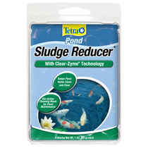 TetraPond(r) Sludge Reduce - 4 Pack Blocks