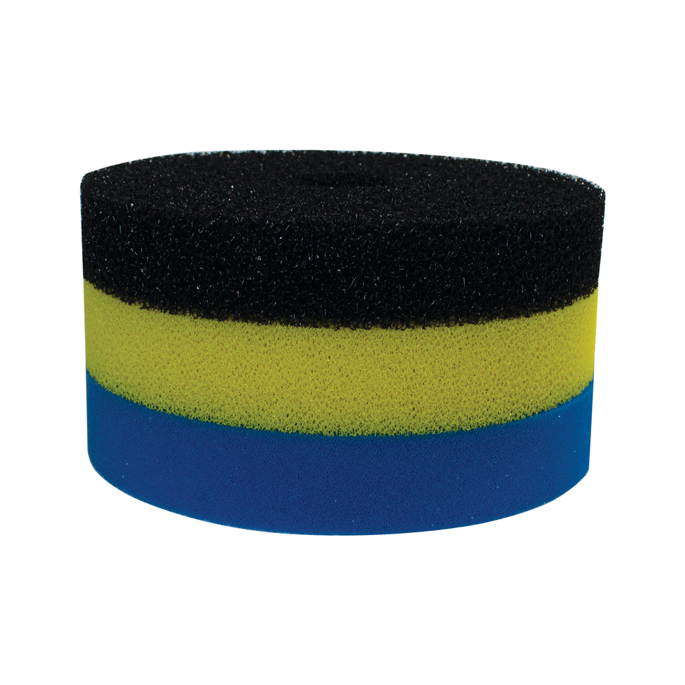 The Pond Guy Allclear Replacement Foam Kit Filter Media