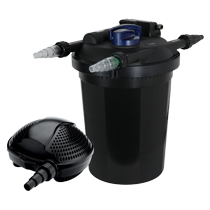The Pond Guy(r) AllClear Pressurized Filtration System G2
