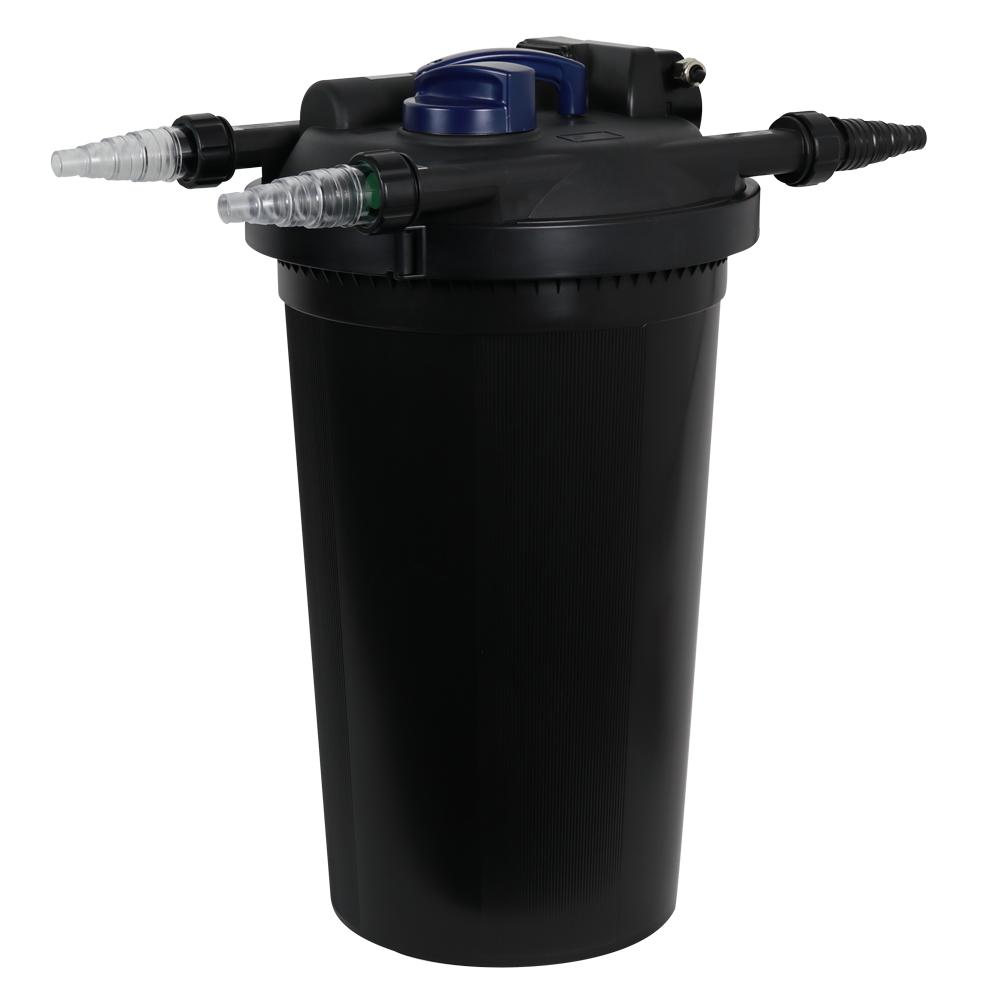 The pond guy allclear g2 pressurized filtration system for Pressurised pond filter