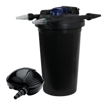 The Pond Guy AllClear G2 4500 Pressurized Filter SolidFlo G2 3600