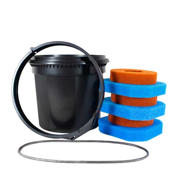 The Pond Guy AllClear G2 Filter Replacement Canister & Filter Set