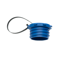 The Pond Guy® AquaStream™ Power Cord End Cap, Male, 1¾