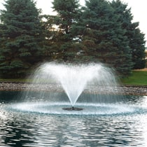 The Pond Guy AquaStream 1/2 HP Fountain