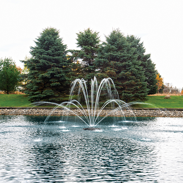 The Pond Guy® AquaStream™ Double Arch Nozzle