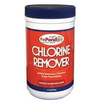 The Pond Guy® Chlorine Remover