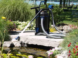 The Pond Guy ClearVac Pond Vacuum