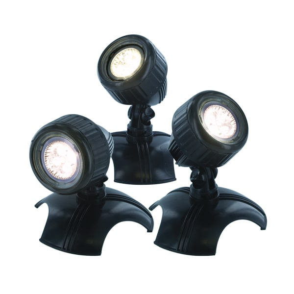 The Pond Guy LEDPro 6 Watt 3 Pack Light Kit