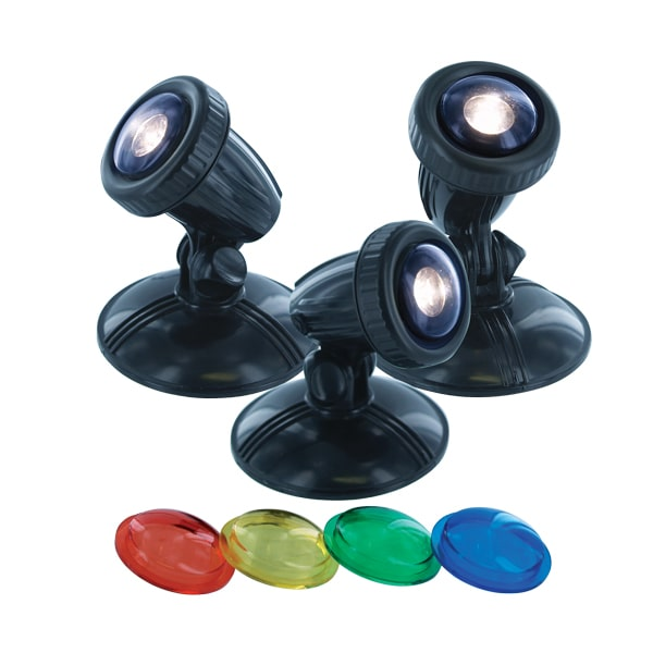 The Pond Guy® LEDPro™ Mini 1-Watt 3 Pack