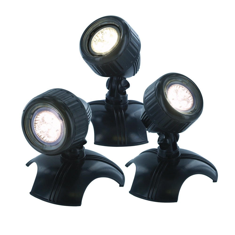 The Pond Guy<sup>&reg;</sup> LEDPro<sup>&trade;</sup> 6 Watt, 3 Pack Light Kit
