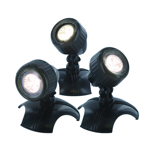 The Pond Guy® LEDPro™ 6 Watt, 3 Pack Light Kit