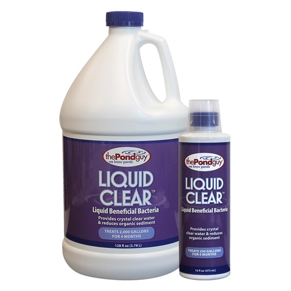 The Pond Guy LiquidClear Bacterial Pond Cleaner