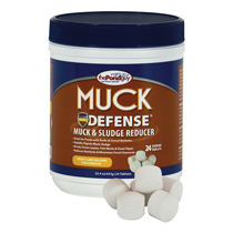 The Pond Guy Muck Defense