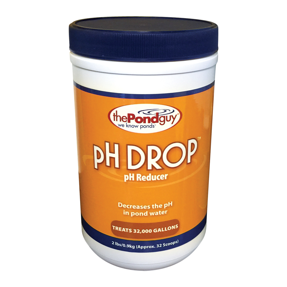 Pond ph stabilizer pond water ph the pond guy for Ph for koi fish