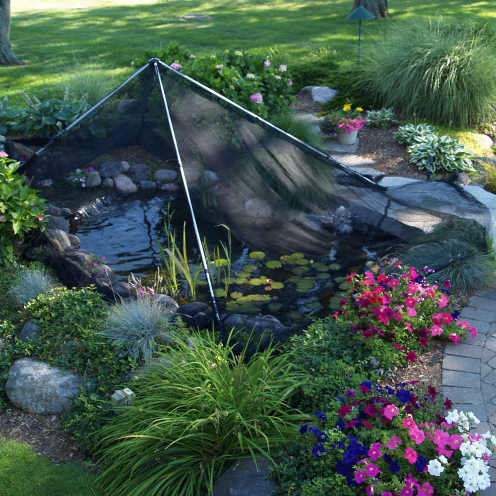 pond protection netting garden pond netting
