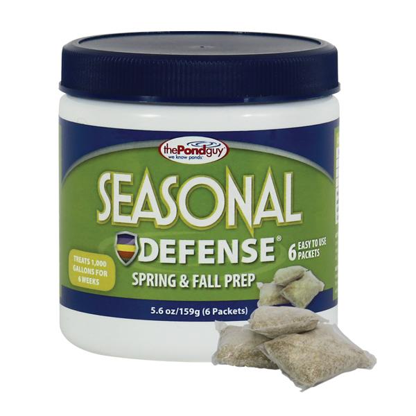 The Pond Guy® Seasonal Defense®