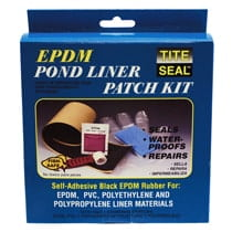 Tite Seal™ EPDM Pond Liner Patch Kit