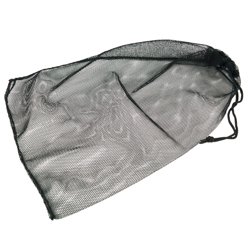 Filter media bags draw string closures the pond guy for Fish pond filter mesh