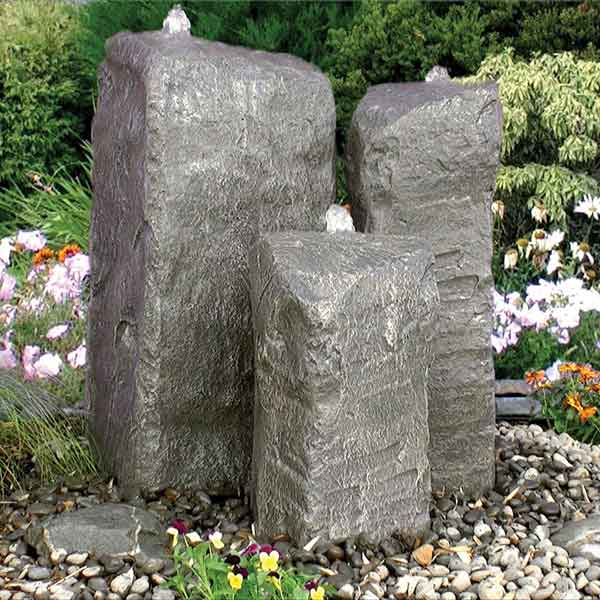 Watershed Cascade Triple Fountain Kit