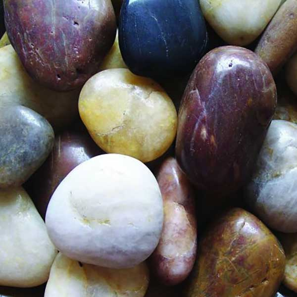 Blue Thumb Polished Pebbles